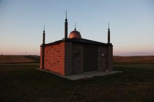 نخستین مسجد آمریکا+ عکس