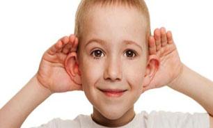 3226103 355 کمبود کارشناسان آموزش کودکان کم شنوا/95 درصد نوزادان کم شنوا از والدین سالم هستند