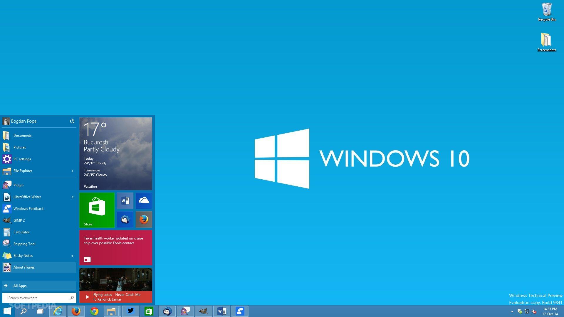 هدیه مایکروسافت به دارندگان ویندوز10