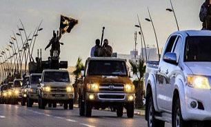 افتتاح مسجدی به نام خلیفه داعش در موصل!/ بمباران پایگاه داعش در شهر سرت لیبی/ داعش سر فرمانده گروه النصره را با شمشیر جدا کرد+ تصاویر