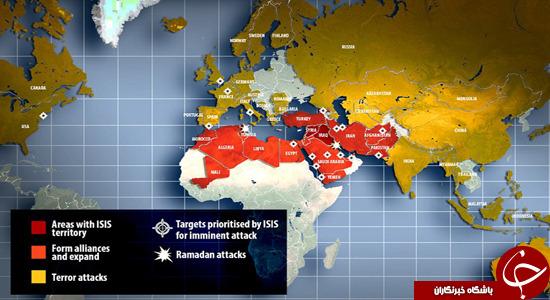 اولتیماتوم داعش به حماس و رژیم صهیونیستی/داعش قصد دارد چه کشورهایی را تصرف کند؟/عقب نشینی داعش از بخشهایی از
