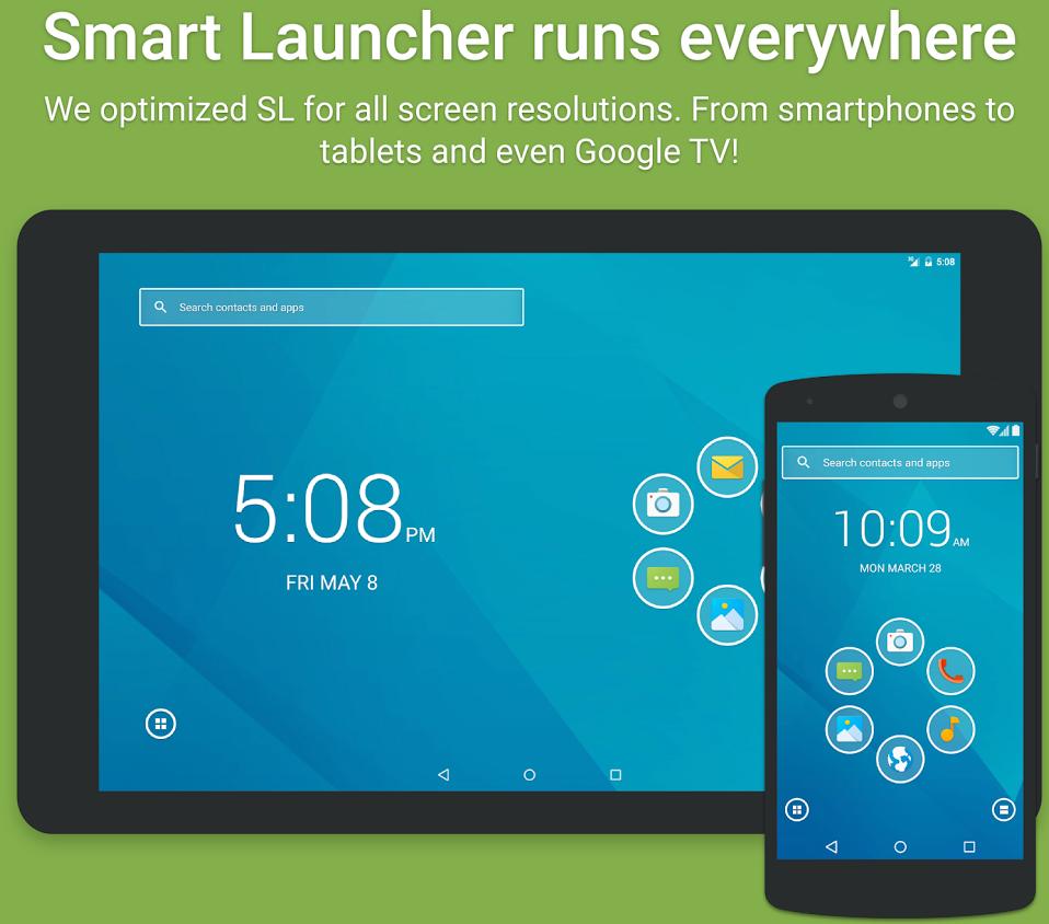 لانچر حرفه ای Smart Launcher3 + دانلود