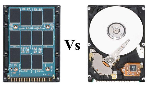 هارد SSD چیست و چه تفاوتی با هارد HDD دارد؟!