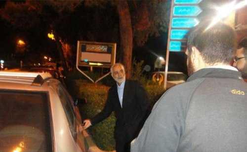 ماشین سردار سلیمانی+تصاویر