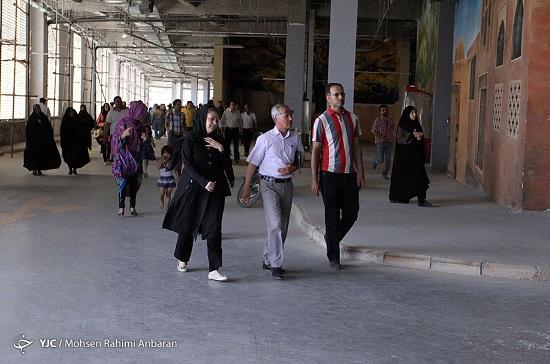 گزارش تصویری/ متشنجشدن نشست سهامداران پدیده شاندیز با مدیرعامل در مشهد
