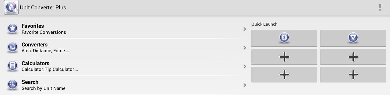 جدیدترین نسخه Unit Converter Plus با پشتیبانی از زبان فارسی + دانلود