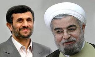 خاطره روحانی از جلسه هستهای با رئیسجمهور سابق/ روزی که احمدی نژاد میخواست همه را یکجا بخرد!