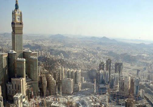 آل سعود به دنبال محو کردن کعبه + عکس