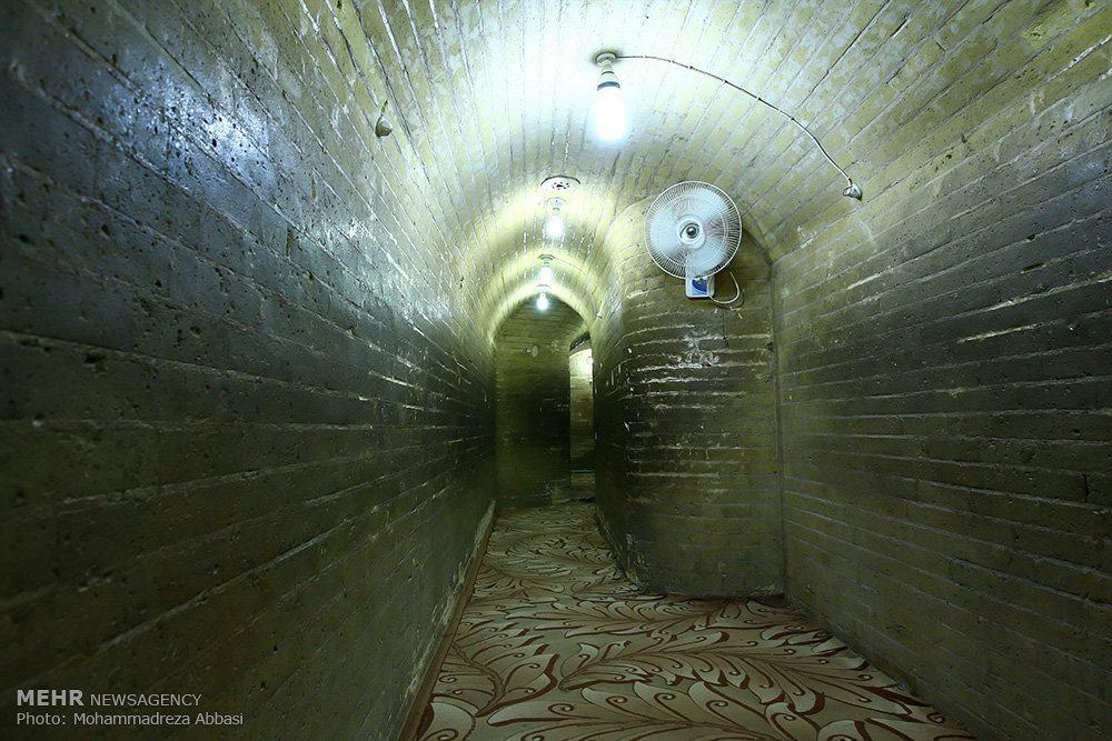 تصاویری از خانه منسوب به حضرت علی (ع)