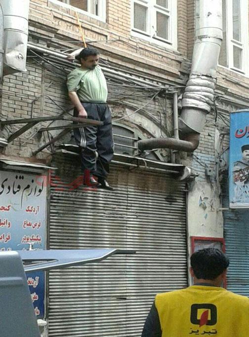 عکس خودکشی حوادث تبریز تصویر خودکشی اخبار خودکشی اخبار تبریز