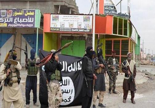 یک کار عجیب دیگر از داعش+عکس