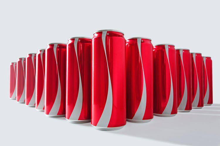 قدام عجیب کوکاکولا+تصاویر