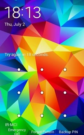 Pattern lock  فراموش شده دستگاه خود را باز کنید + آموزش تصویری