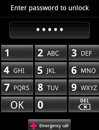 با این ترفند PIN code فراموش شده تلفن همراه خود را باز کنید!
