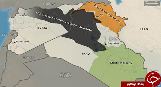 یگانهای داعش چند لشکر هستند؟