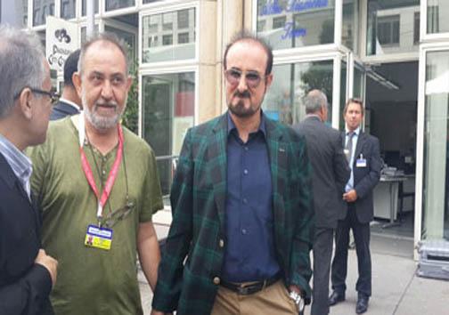 خواننده ایرانی در هتل مذاکرات هسته ای