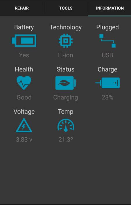 دانلود برنامه ی مدیریت حرفه ای باتری گوشی های هوشمند برای آندروید