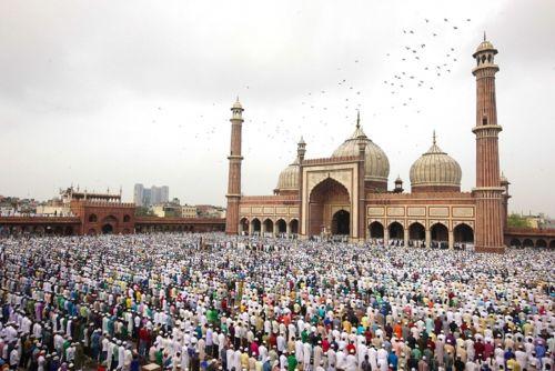 آداب عید فطر در کشورهای اسلامی + تصاویر