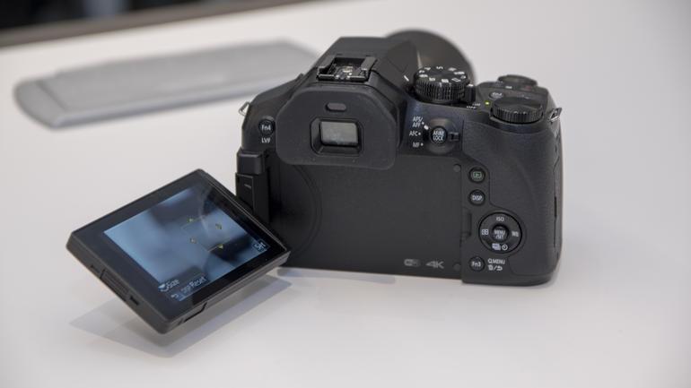 کیفیت 4K دوربین پاناسونیک با دنیای متفاوت عکاسی