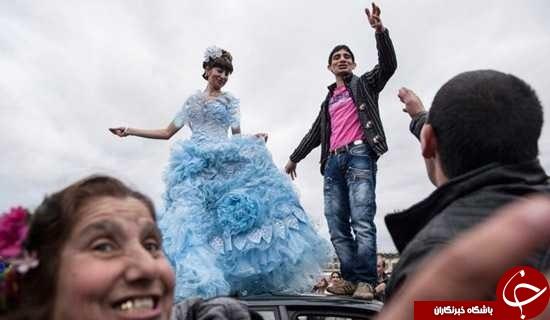بازار عروس برای فروش دختران جوان! + تصاویر