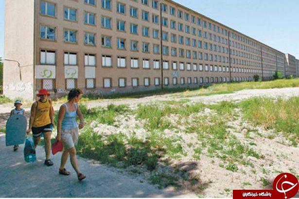 هتل 10000 اتاقی هیتلر +عکس