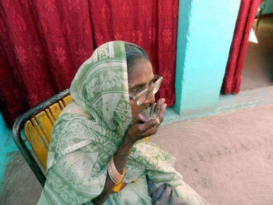 راز طول عمر زیاد این زن چیست !؟! + عکس