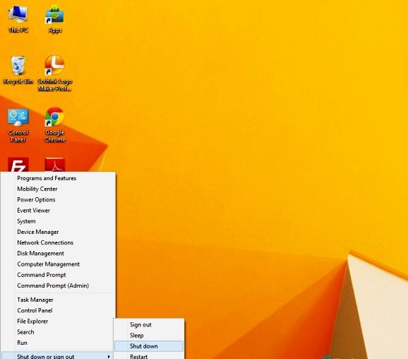 ویندوز 8 خود را جادویی خاموش کنید + آموزش