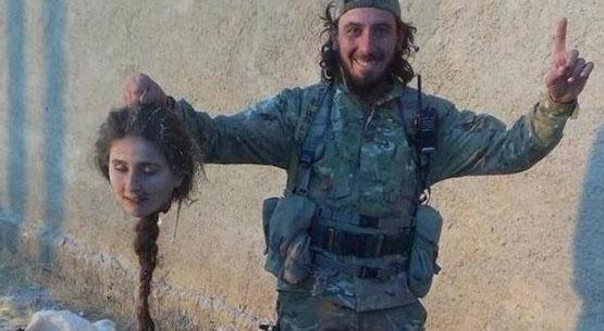 اعترافات تکاندهنده فرمانده ارتش زنان داعش (تصاویر +16)