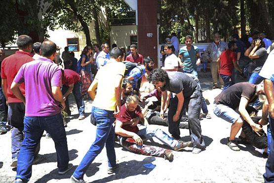انتشار جزئیات جدیدی از حادثه تروریستی ترکیه (تصاویر +16)