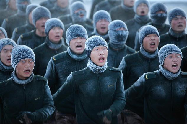 دشوارترین تمرینهای نظامی دنیا+ عکس