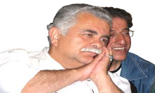 دستفروشی بازیگر سینما احمدرضا اسدی