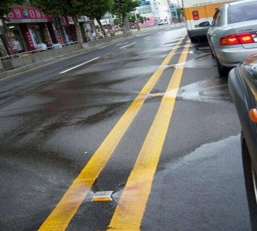 ابتکار جالب برای شستشوی خودکار خیابانها