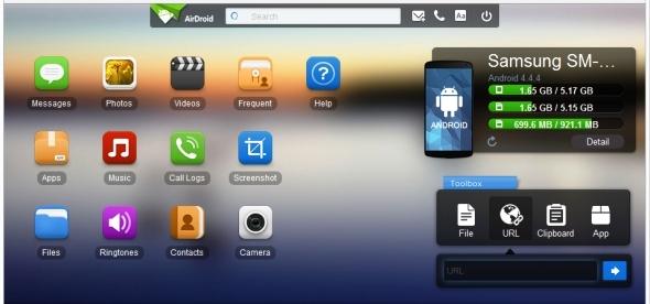 با WIFI  اندروید خود را مدیریت کنید + آموزش تصویری