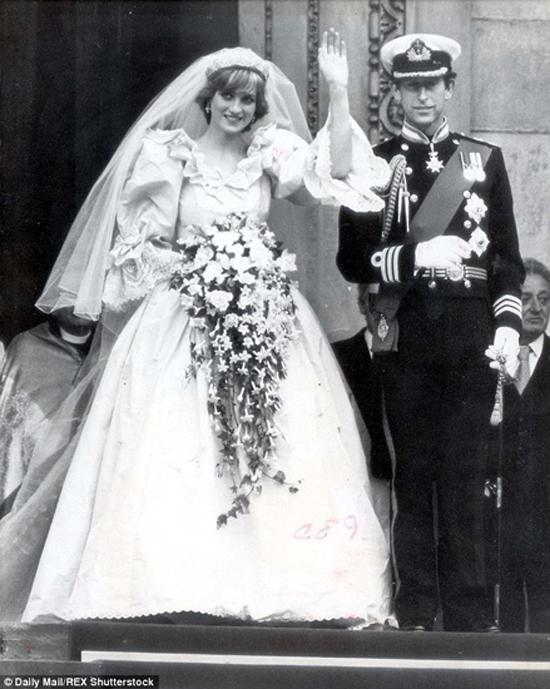 خاص ترین عروسی قرن! + تصاویر