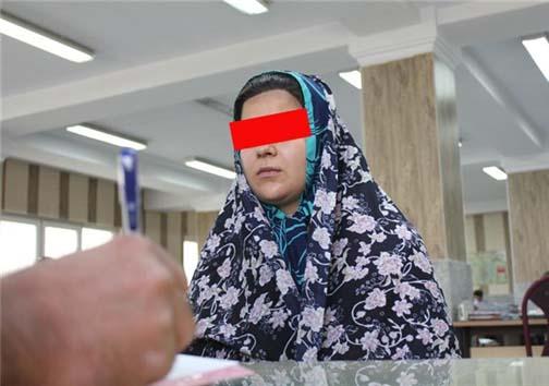 زن شکاک همسرش را کشت+عکس