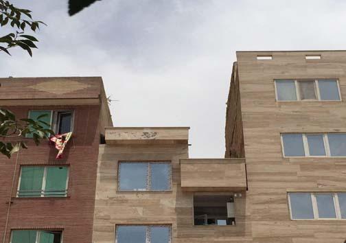 آپارتمان های فوق نقلی(!) در تهران +عکس