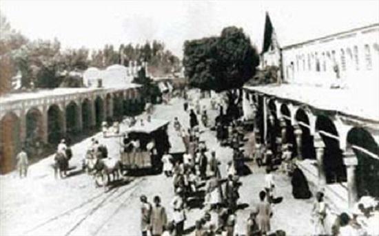طرح ترافیک ایران در دوره قاجار! +تصاویر
