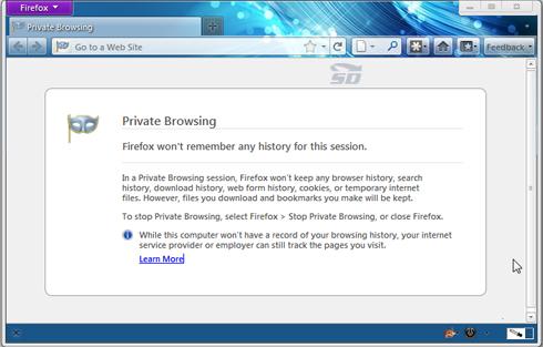 با این ترفندها دیگر اطلاعات شما بر روی مرورگر فایرفاکس ذخیره نمی شود!
