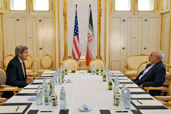 آغاز نشست دوجانبه ایران و آمریکا