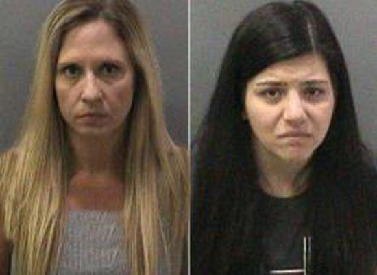 دستگیری دو معلم متجاوز کالیفرنیا + عکس