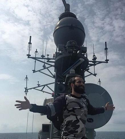 همکاری نیروی دریایی با اهالی رسانه ستودنی است
