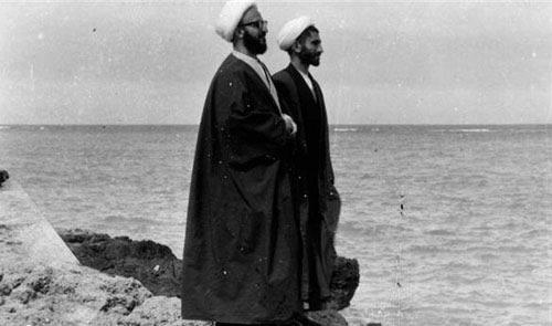 جوانی آیتالله مکارم شیرازی از کنار دریا تا کنار غار حرا + تصاویر