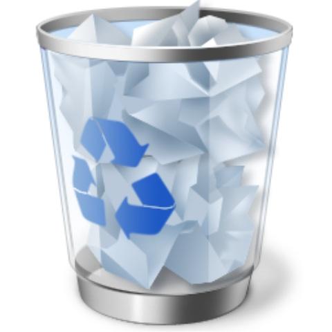 """ Recycle Bin "" را از روی دسکتاپ پاک کنید + آموزش تصویری"
