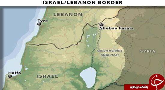 پاسخ موشکی حزب الله به اسرائیل؟! + تصاویر
