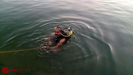 مرگ غم انگیز جوان 28 ساله در استخر گلخانه + تصاویر