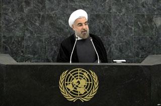 روحانی 6 شهریور ساعت 19:30 در مجمع عمومی سازمان ملل سخنرانی میکند
