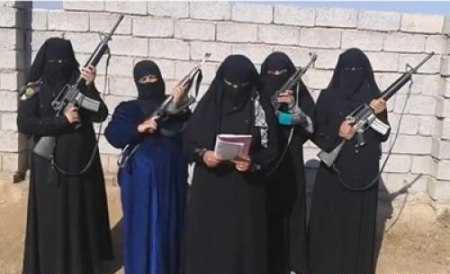 گاز گرفتن، روش جدید داعش برای مجازات! + عکس