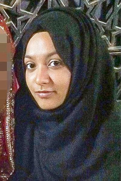 دختر ۱۵ ساله انگلیسی برای داعش نیرو جذب میکند+ تصاویر