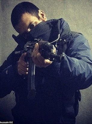 هکر خوش تیپ داعش در فهرست ترور پنتاگون + تصاویر