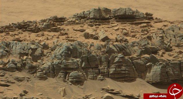 کاربران دومین شمایل مریخی را کشف کردن + عکس